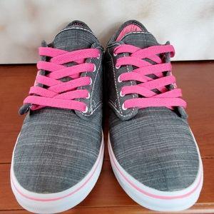 Vans pink /grey - 8.5